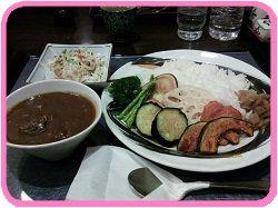 419 野菜カレー ブログ