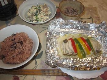 905 夕飯 ブログ
