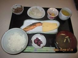 908 朝食 ブログ