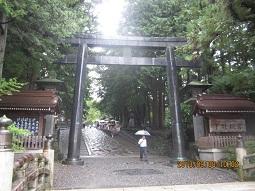908諏訪大社5 ブログ