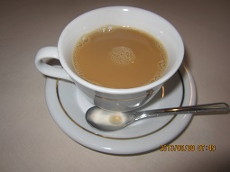 908朝飯後の一杯 ブログ