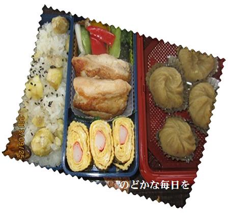 925 お弁当 ブログ