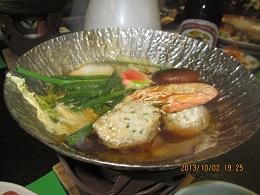 102 夕飯1 ブログ