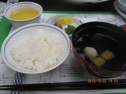 102夕飯6 ブログ