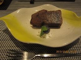 103 夕飯8 ブログ