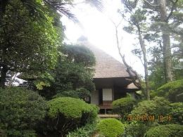 104臥龍山荘1 ブログ