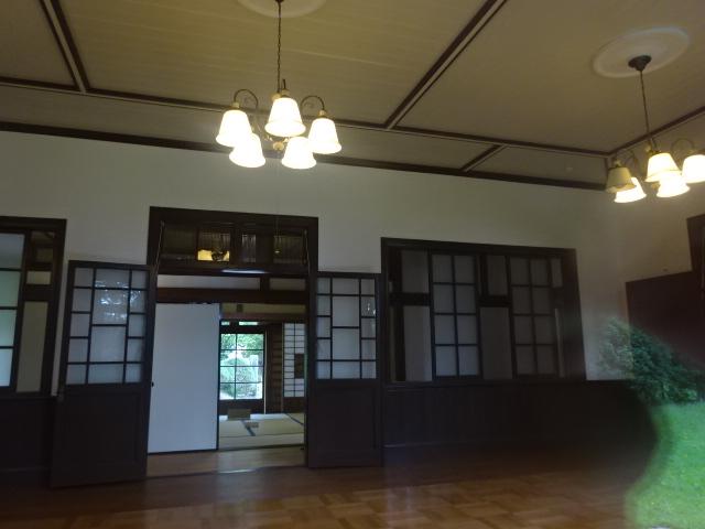 貴賓館 ホール