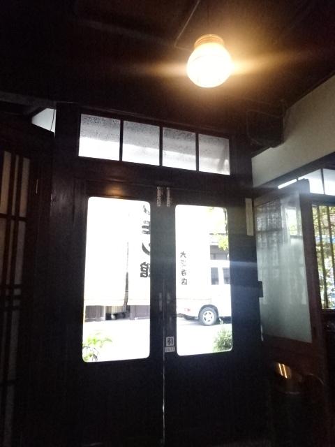 レモン館 入口