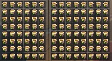 儂のモロコシ茶は108式まであるぞ(もっとあります