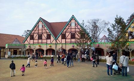 東京ドイツ村 ①
