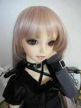 桜、ハロウィンお出かけ前の写真 2014 1