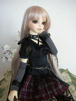 桜、ハロウィンお出かけ前の写真 2014 4