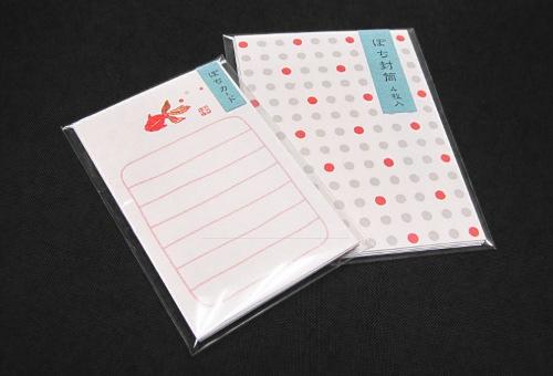 ぽち封筒&カード6