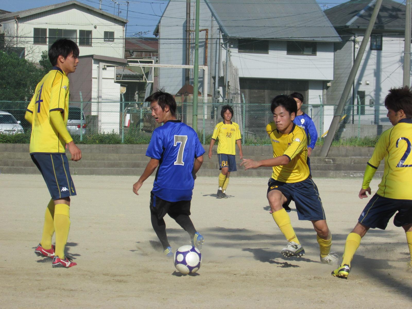9/28 後期リーグ 四天王寺大学2