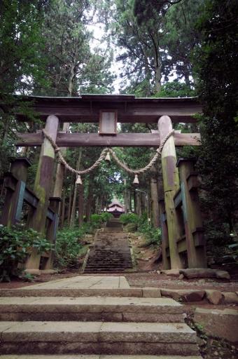 大麻山神社