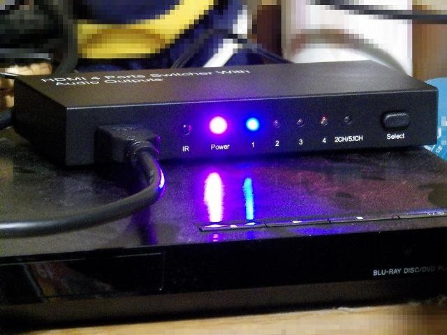 HDMIセレクター 05