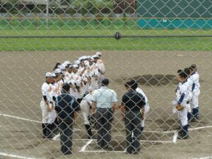 2013 東日本中学生KB野球大会 2日目  ②