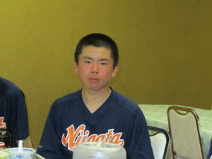 8月6日 東日本中学生KB野球大会 3日目