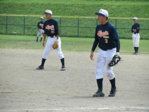 2013 8 7 東日本中学生KB野球大会