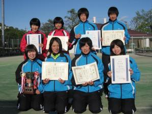 ◆平成25年度 岐阜県ソフトテニス春季優勝大会◆   平成25年4月21日