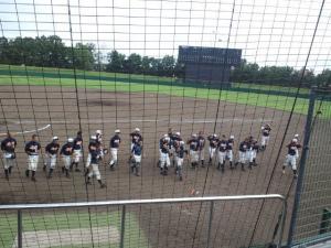 2013 東日本中学生KB野球大会 1日目