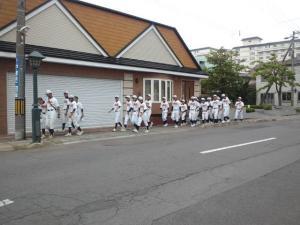 2013 東日本中学生KB野球大会 2日目