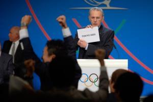 2013 オリンピック決定