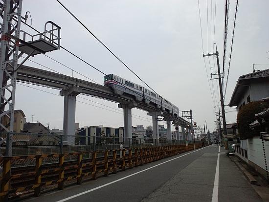 大阪モノレールや