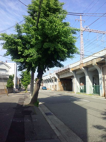 兵庫駅~神戸駅へ