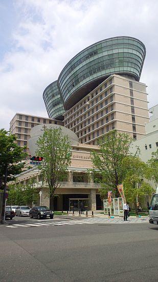 シティプラザ大阪でした。