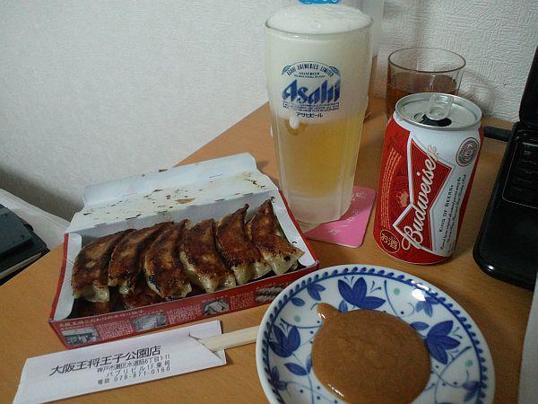 大阪王将が美味い!