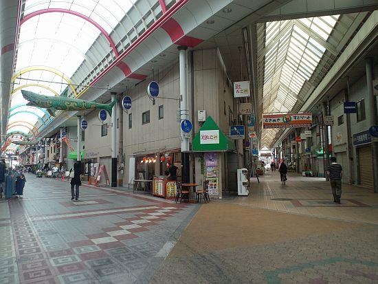 四貫島商店街