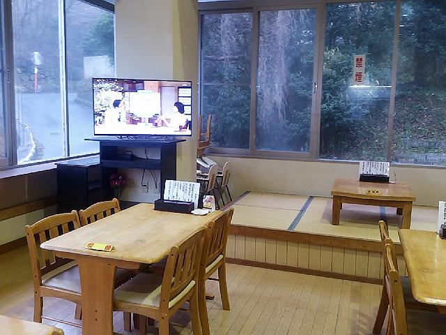 2014.1.26 華の湯とすき家。