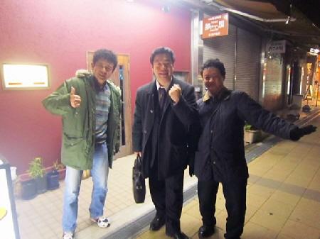 2014.2.1 2次会は下町リサイタルめっちゃよかった♪@新長田夢屋♪♪