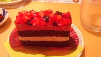 5月27日ケーキ