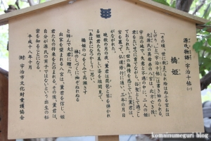 橋姫神社(京都府宇治市宇治蓮華)9