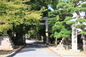 藤森神社(京都市伏見区深草鳥居崎町)1
