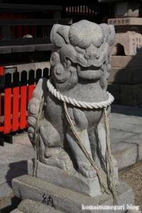 鴉宮(大阪市此花区伝法)25