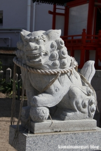 鴉宮(大阪市此花区伝法)29