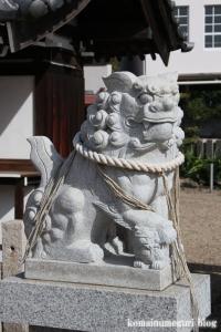 鴉宮(大阪市此花区伝法)30