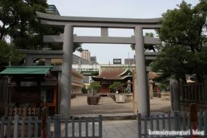 今宮戎神社(大阪市浪速区恵美須西)1