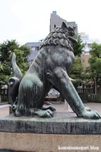 今宮戎神社(大阪市浪速区恵美須西)12
