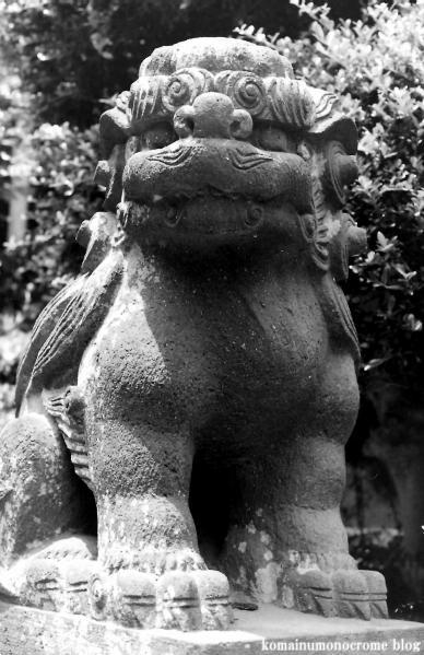 八坂神社(練馬区大泉)4