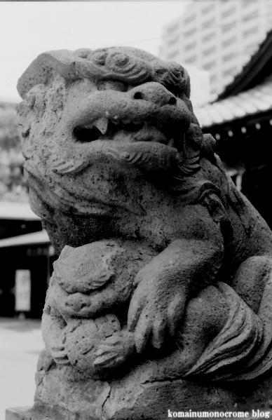 駒留八幡神社(世田谷区上馬)2