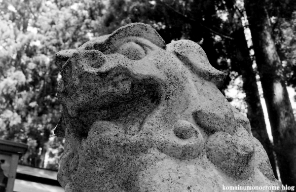 高田神社(岐阜県飛騨市古川町太江)2