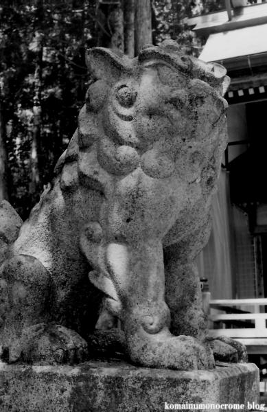 高田神社(岐阜県飛騨市古川町太江)3
