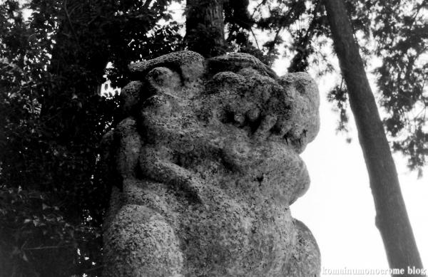 気多若宮神社(岐阜県飛騨市古川町上気多)2
