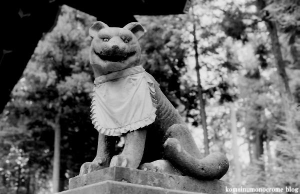 三峰神社(埼玉県秩父市三峰)9