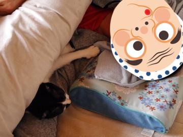 腕枕~♪3