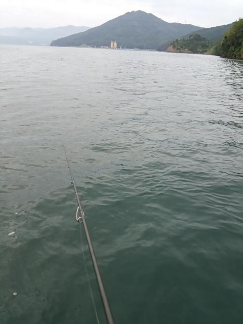 ボート釣り5